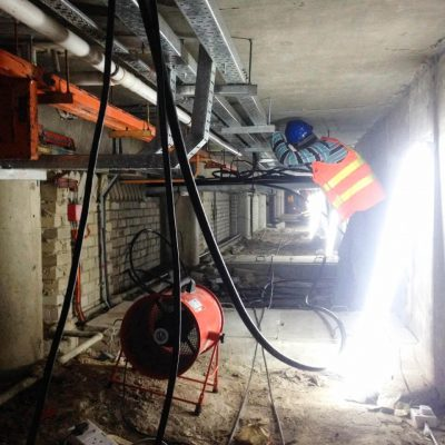 Rail – Substation Testing & Commissioning