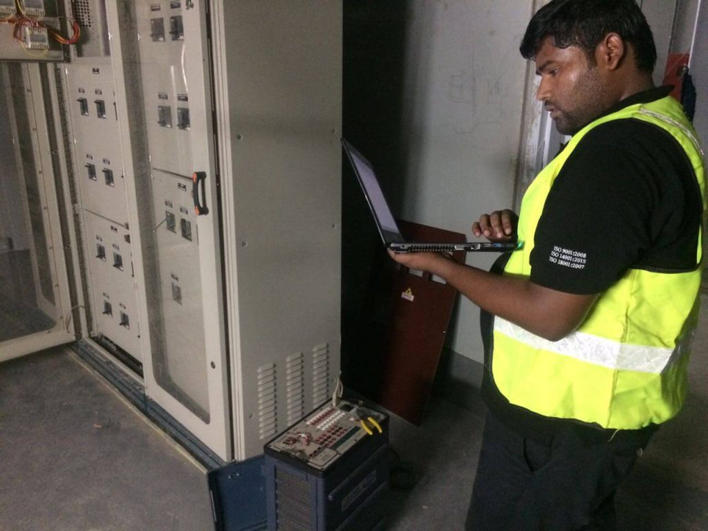 Global Power Test (GPT) | Special Protection Relay Testing
