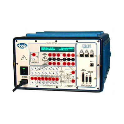 Global Power Test GPT Special Protection Relay Testing